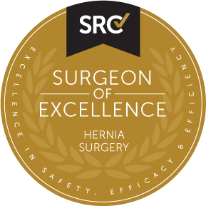 Surgeon of Excellence Hernia Surgery