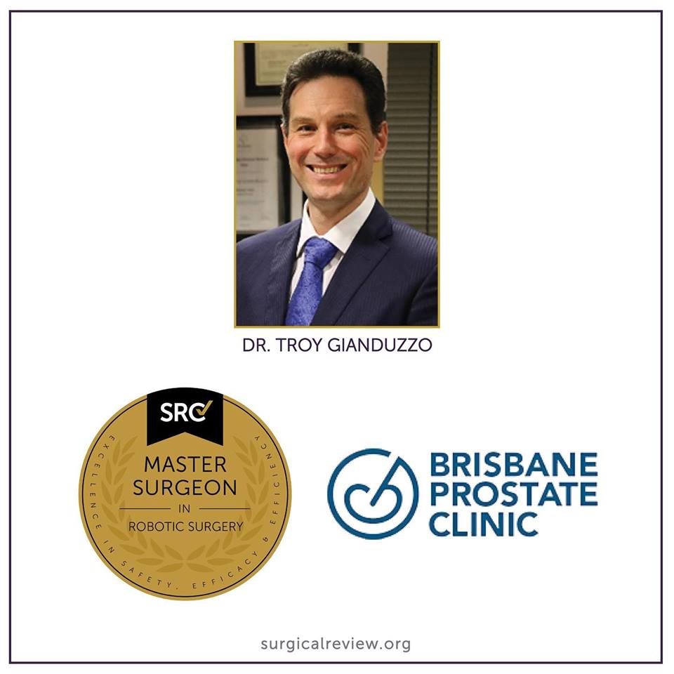 Dr  Troy Gianduzzo - Surgical Review Corporation