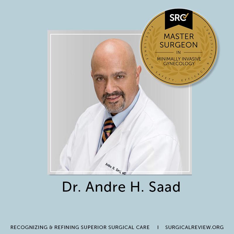 Dr. Andre H. Saad
