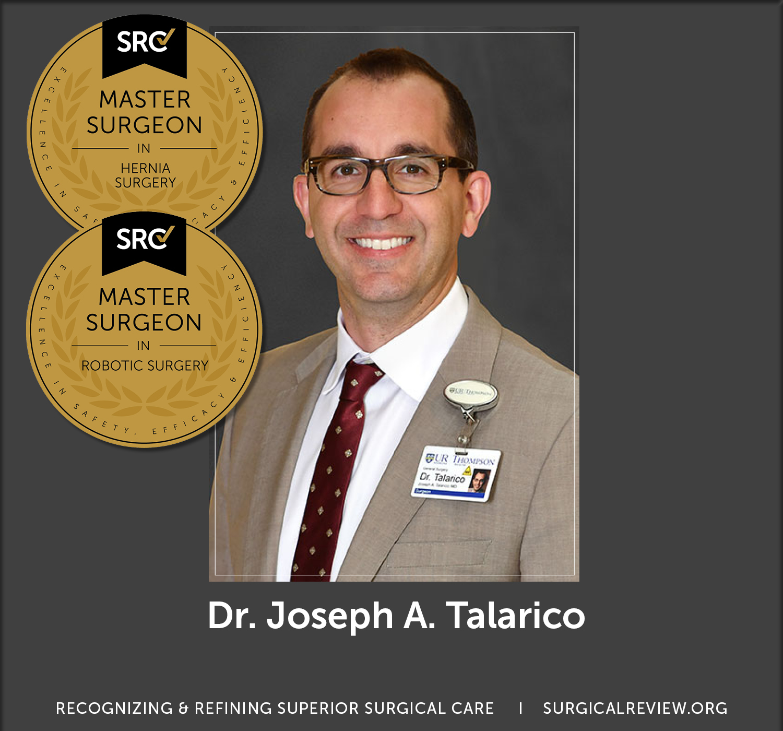 Dr. Joseph Talarico Master Surgeon