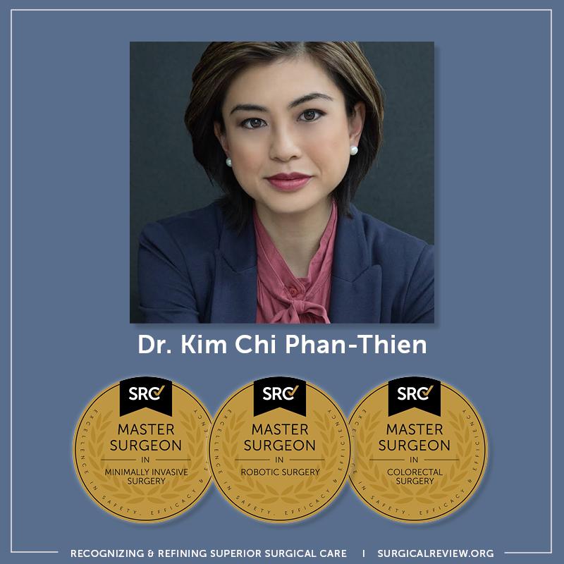 Dr. Kim Chi Phan-Thien