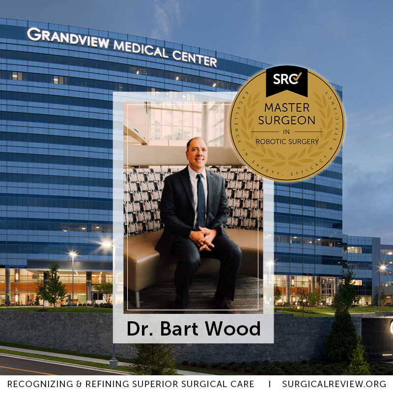 Dr. Bart Wood