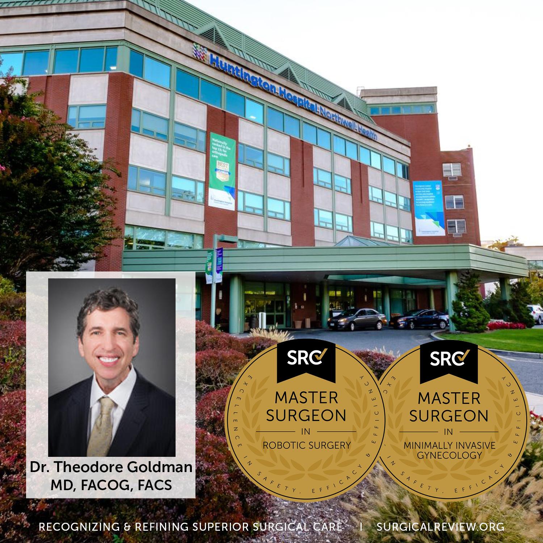 Master Surgeon Dr. Goldman