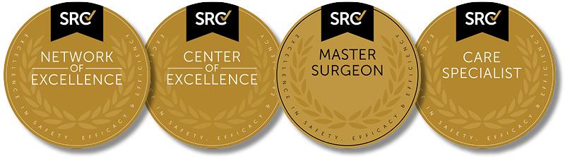 SRC Gold Seals