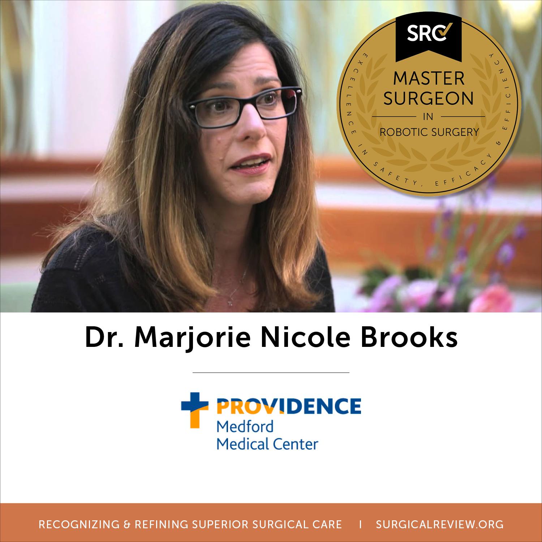 Dr. Marjorie Brooks