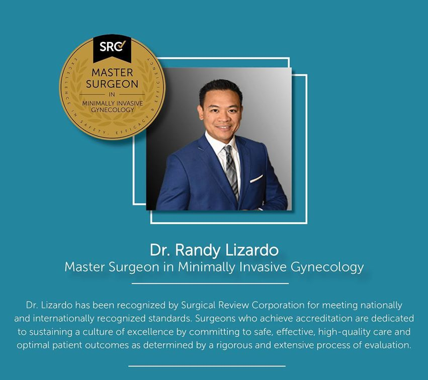 Dr. Randy Lizardo