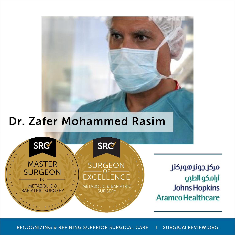 Dr. Zafer Mohammed Rasim