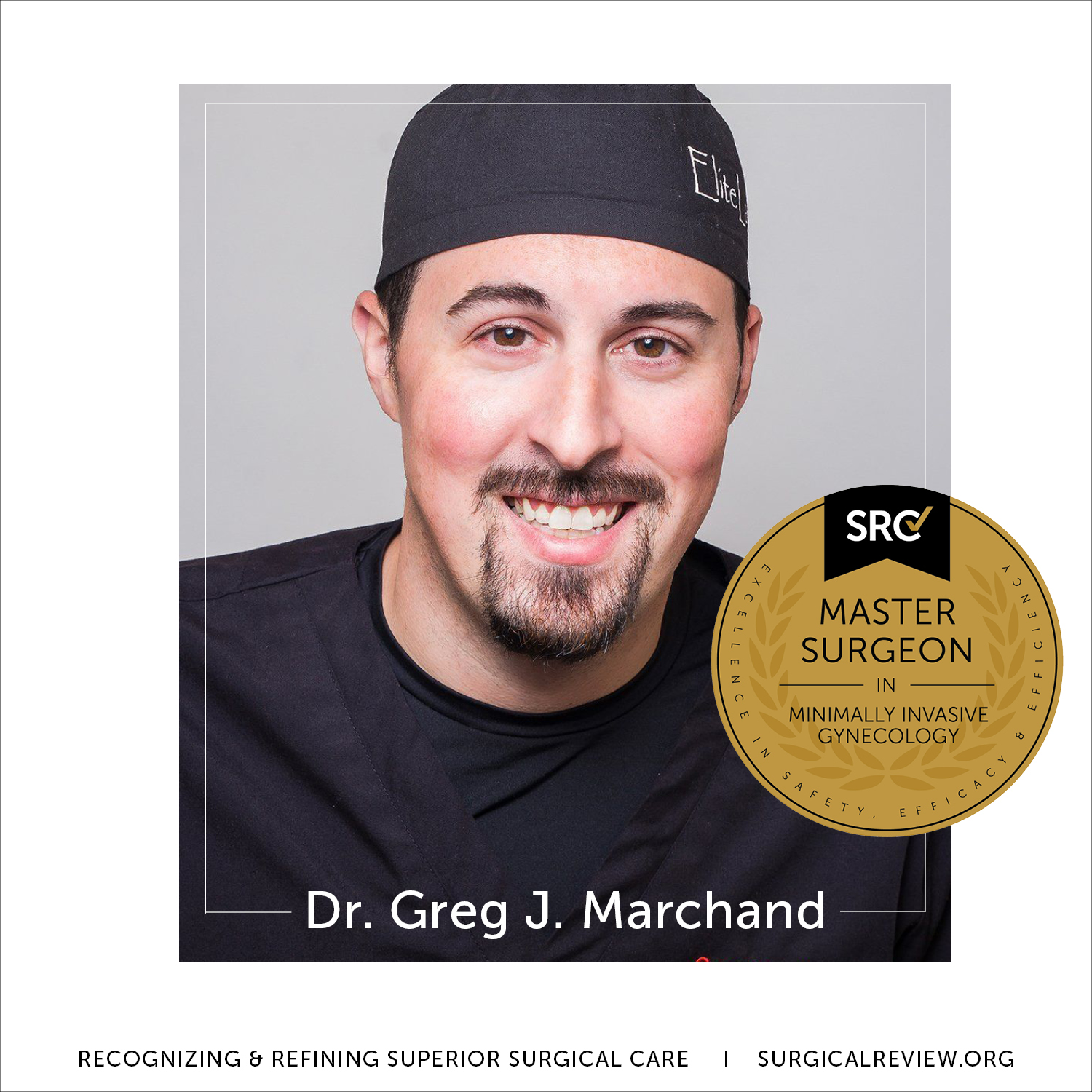 Dr. Greg Marchand