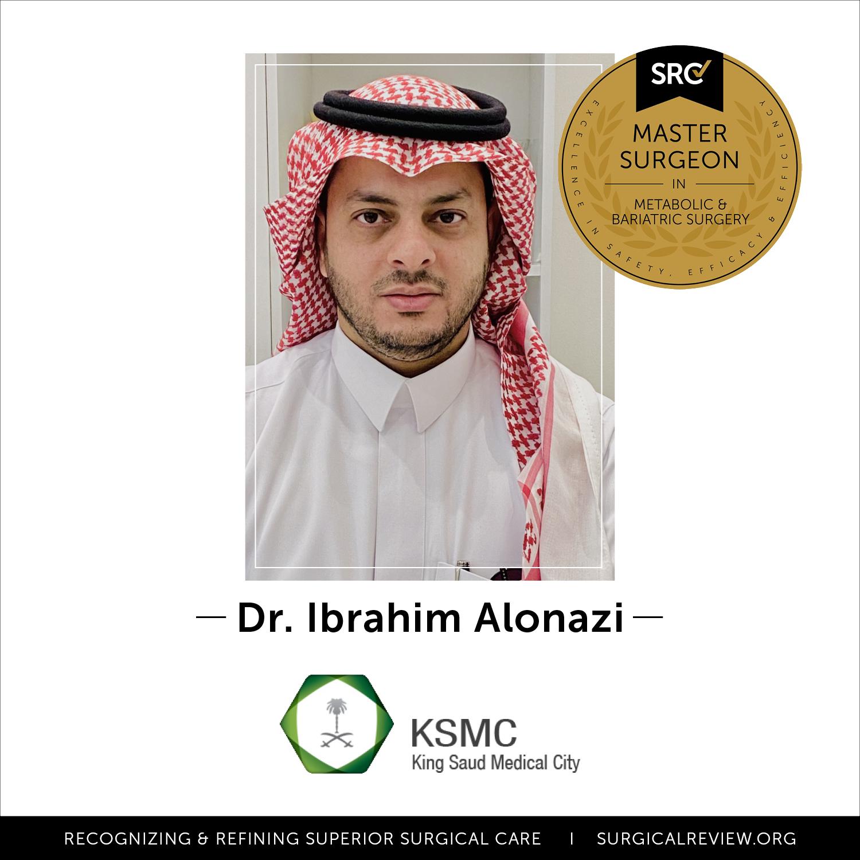 Dr. Ibrahim Alonazi